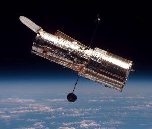 teropong luar angkasa