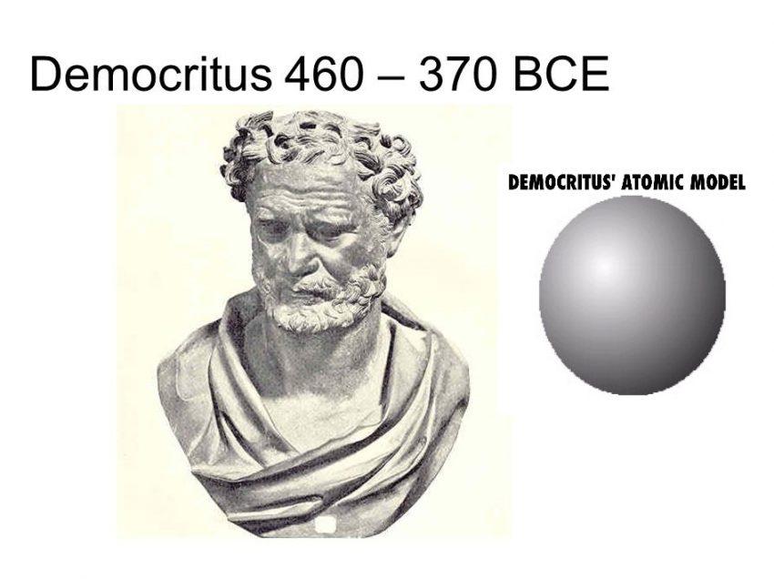 Kelemahan Teori Atom Democritus