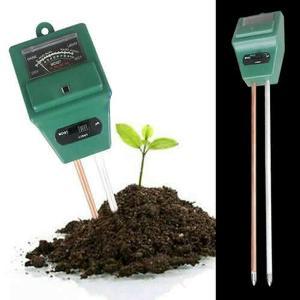 ph meter tanah