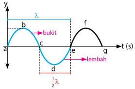 Gelombang Transversal : Pengertian – Contoh – Rumus dan Contoh Soal