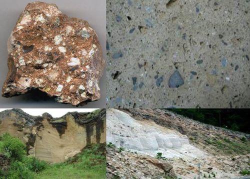 Struktur Batuan Piroklastik – Ukuran dan Tekstur – Klasifikasi
