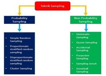 Teknik Sampling: Pengertian – Langkah dan Jenis