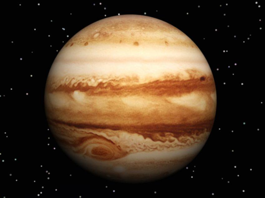 Planet Jupiter: Karakteristik, Atmosfer, Faktanya